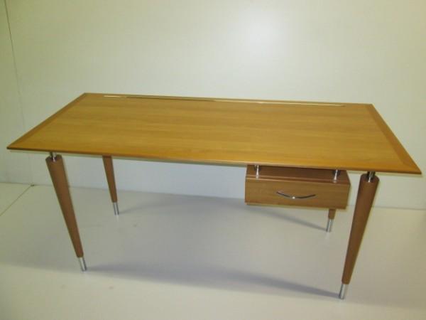 58802 Schreibtisch in Kirsche